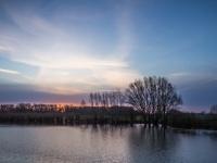 Neerijnen zonsopkomst