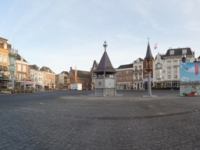 Panorama Markt 360 graden