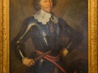 Schilderij Prins Frederik Hendrik, schilderJacobus de Langhe 1686