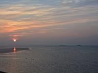Terschelling zonsopkomst